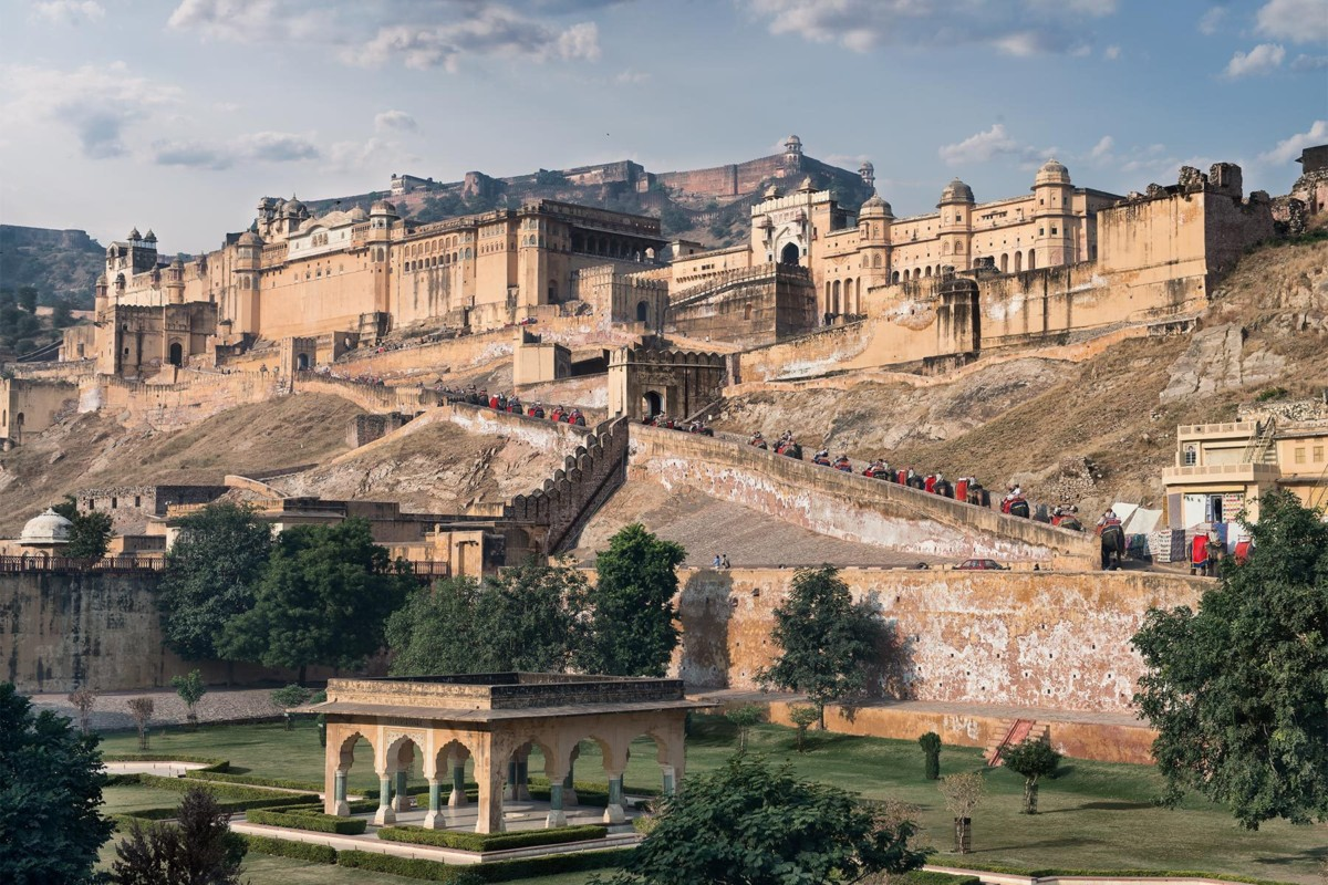 Forts and Palaces – India