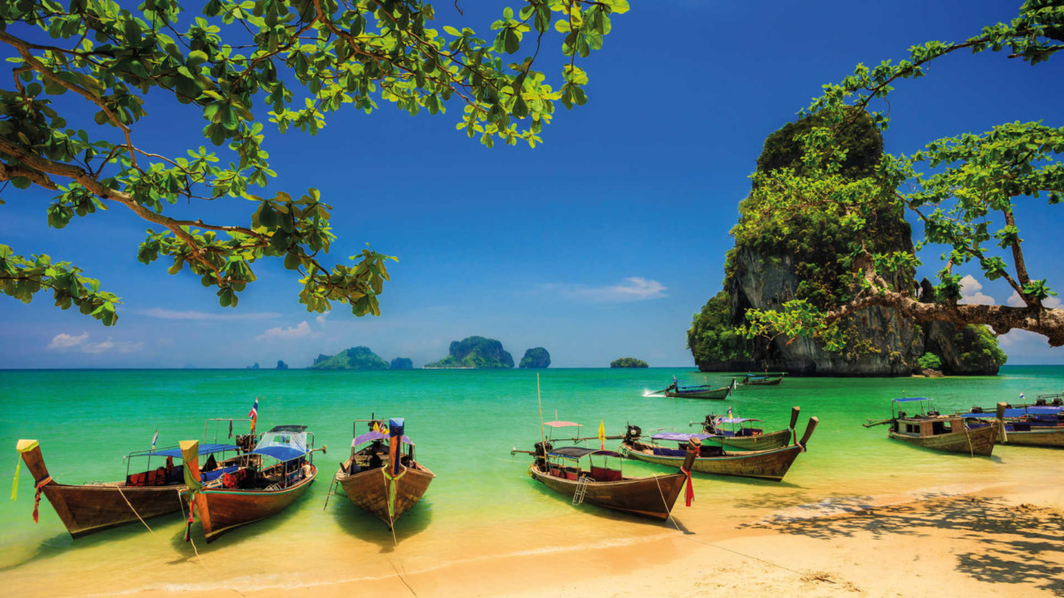 Thai Island Escape